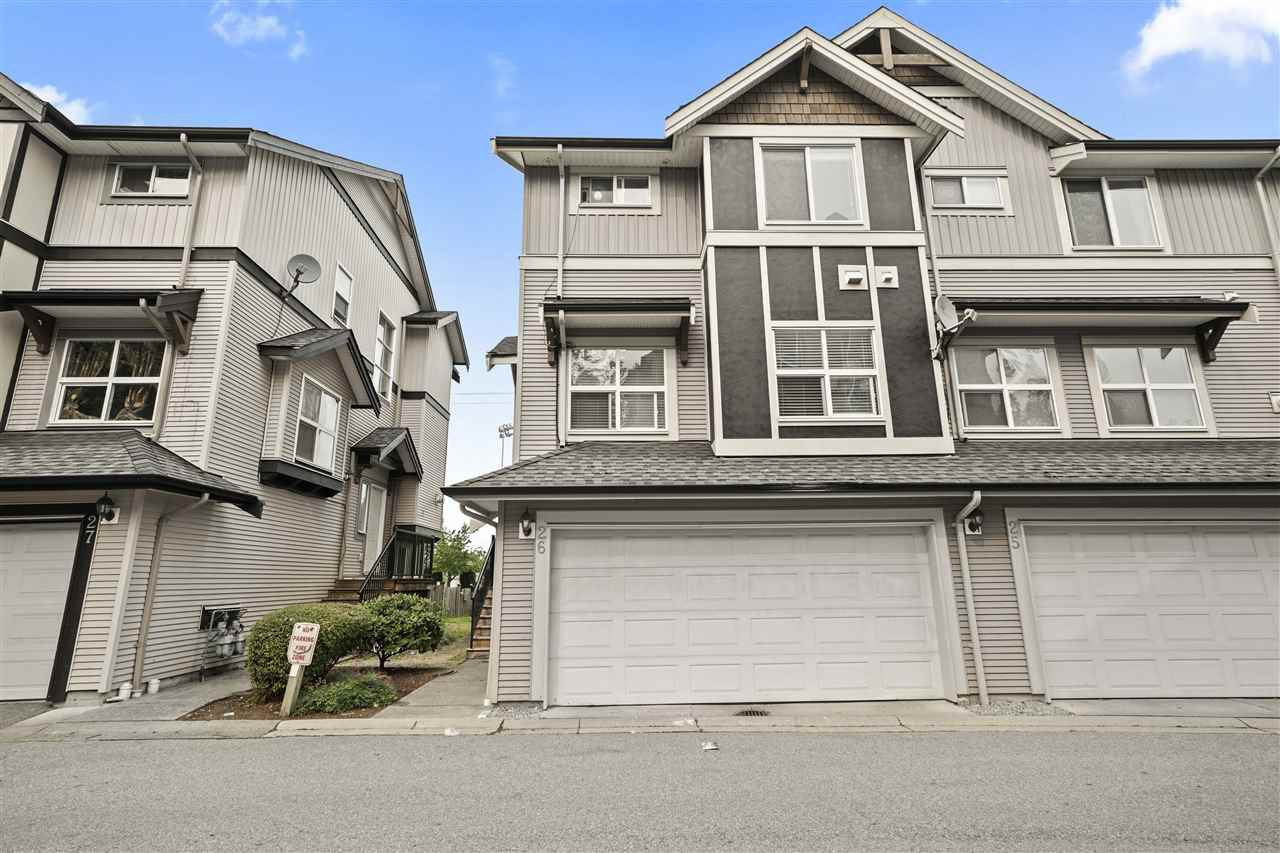 "Main Photo: 26 6366 126 Street in Surrey: Panorama Ridge Townhouse for sale in ""Sunridge"" : MLS®# R2500226"