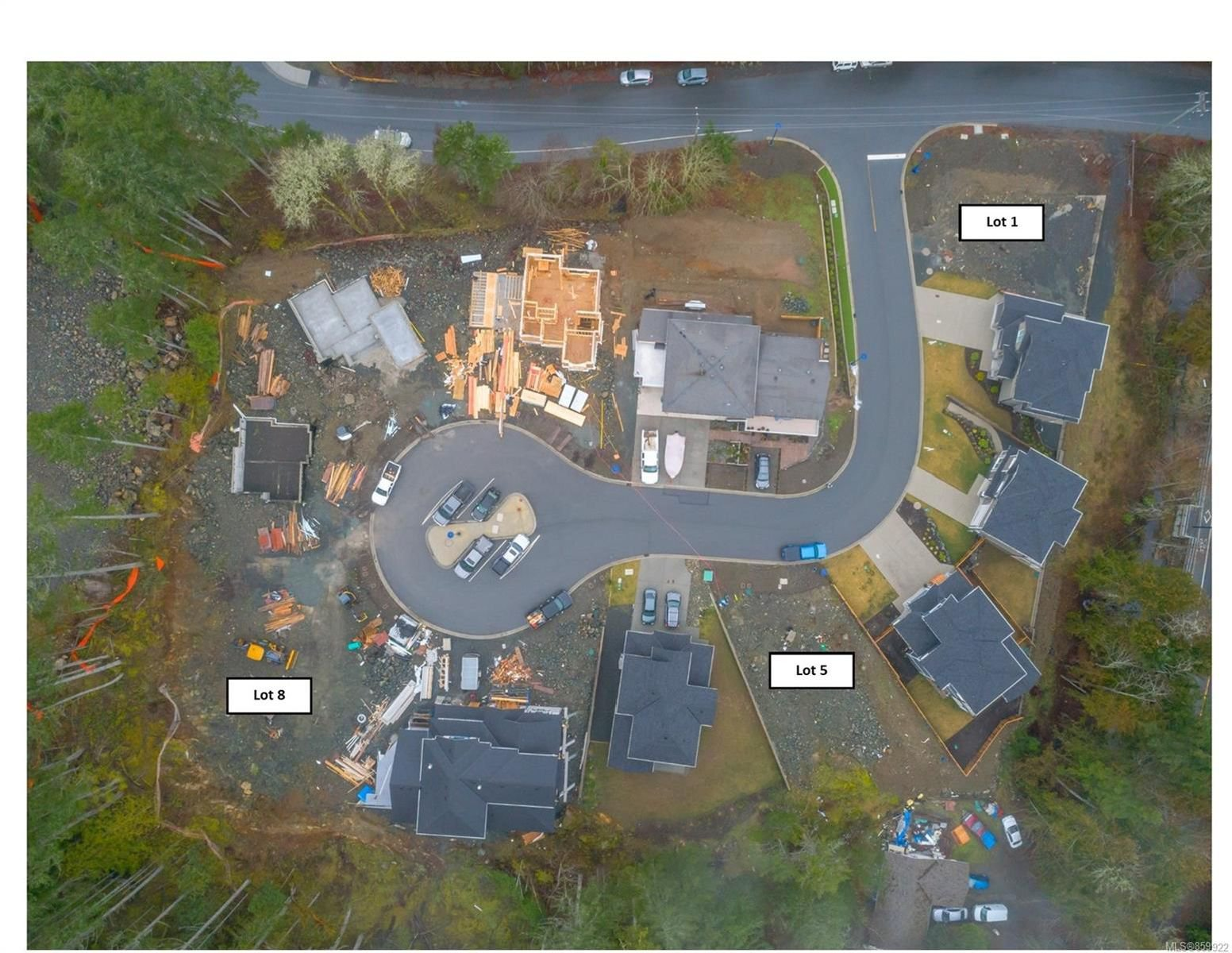 Main Photo: 3631 Urban Rise in : La Olympic View Land for sale (Langford)  : MLS®# 859922