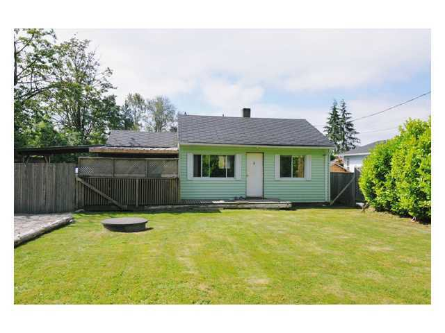 """Main Photo: 26568 100TH Avenue in Maple Ridge: Thornhill House for sale in """"THORNHILL"""" : MLS®# V918491"""