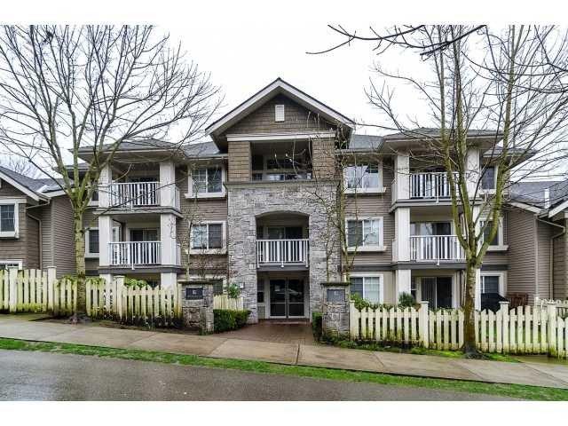 Main Photo: 307 7330 Salisbury Avenue in Burnaby: Edmonds BE Condo for sale (Burnaby South)  : MLS®# V1001819