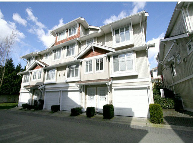 Main Photo: # 59 12110 75A ST in Surrey: West Newton Townhouse for sale : MLS®# F1318241