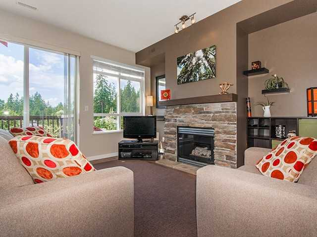 """Photo 1: Photos: 21 15 FOREST PARK Way in Port Moody: Heritage Woods PM Townhouse for sale in """"DISCOVERY RIDGE"""" : MLS®# V1057102"""