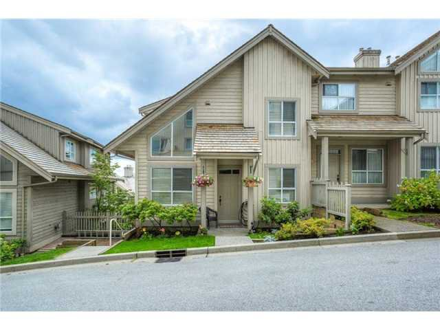 Main Photo: 507 1485 PARKWAY Boulevard in Coquitlam: Westwood Plateau Townhouse for sale : MLS®# V1072609