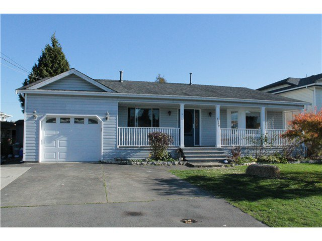 Main Photo: 4590 65A Street in Ladner: Holly House for sale : MLS®# V1092259