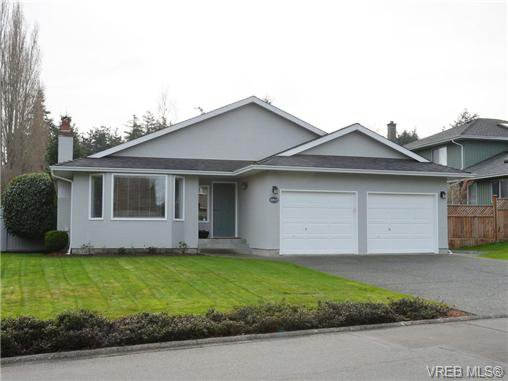 Main Photo: 1017 Symphony Pl in VICTORIA: SE Cordova Bay House for sale (Saanich East)  : MLS®# 692380