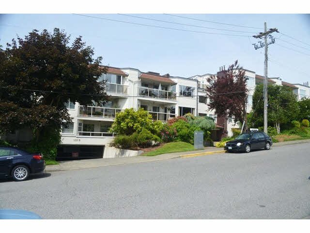 "Main Photo: 306 1225 MERKLIN Street: White Rock Condo for sale in ""ENGLESEA MANOR II"" (South Surrey White Rock)  : MLS®# F1435663"