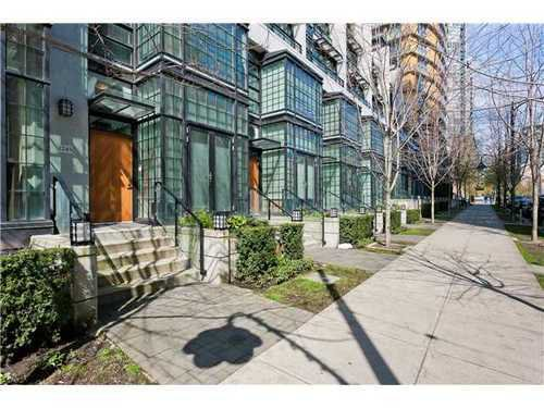 Main Photo: 1245 SEYMOUR Street in Vancouver West: Downtown VW Home for sale ()  : MLS®# V1001351