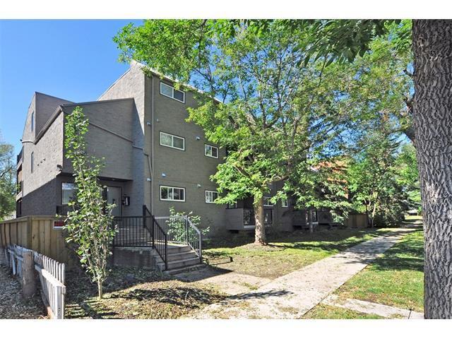 Main Photo: 302 333 5 Avenue NE in Calgary: Crescent Heights Condo for sale : MLS®# C4024075