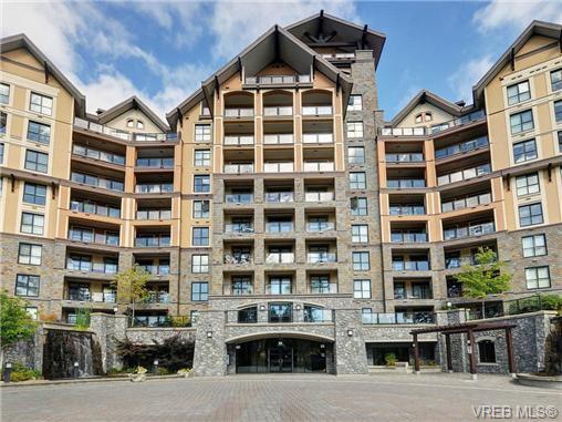 Main Photo: 519 1400 Lynburne Place in VICTORIA: La Bear Mountain Condo Apartment for sale (Langford)  : MLS®# 366796