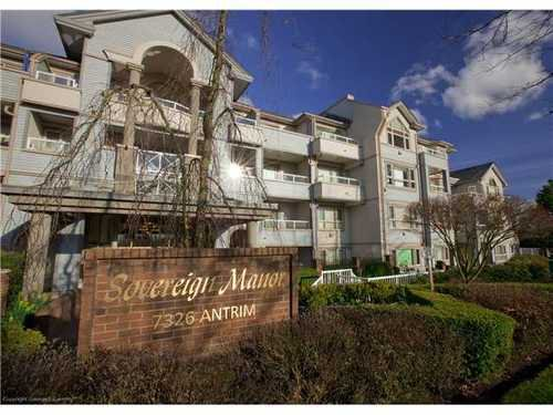 Main Photo: 407 7326 ANTRIM Ave: Metrotown Home for sale ()  : MLS®# V877317