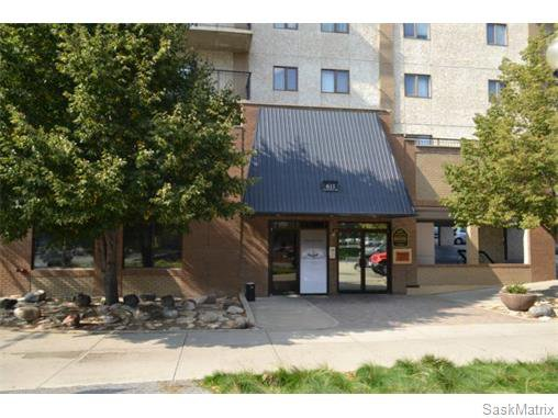 Main Photo: 803 611 University Drive in Saskatoon: Nutana Complex for sale (Saskatoon Area 02)  : MLS®# 585796