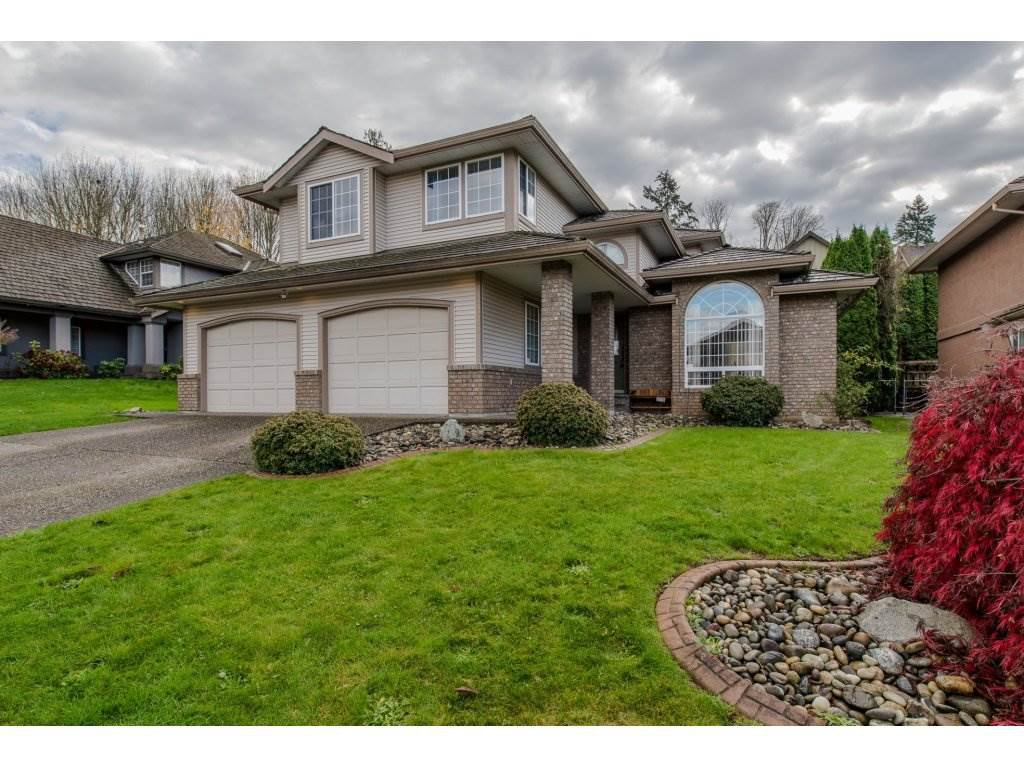 Main Photo: 34760 MILLSTONE Way in Abbotsford: Abbotsford East House for sale : MLS®# R2120507