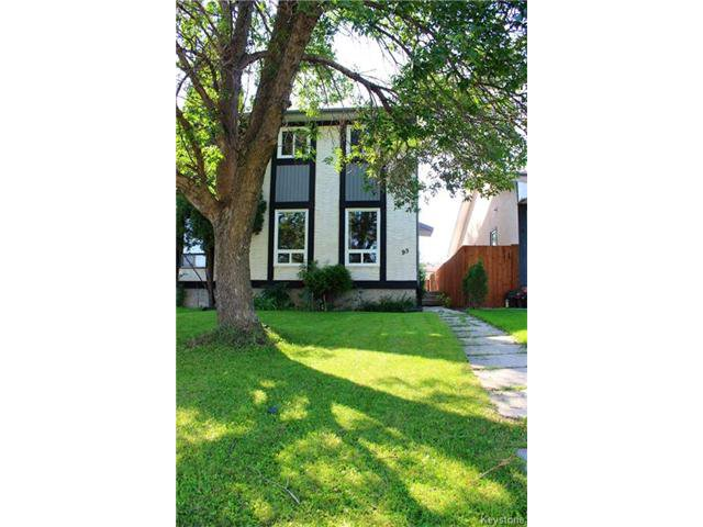 Main Photo: 95 Gull Lake Road in Winnipeg: Waverley Heights Residential for sale (1L)  : MLS®# 1630000