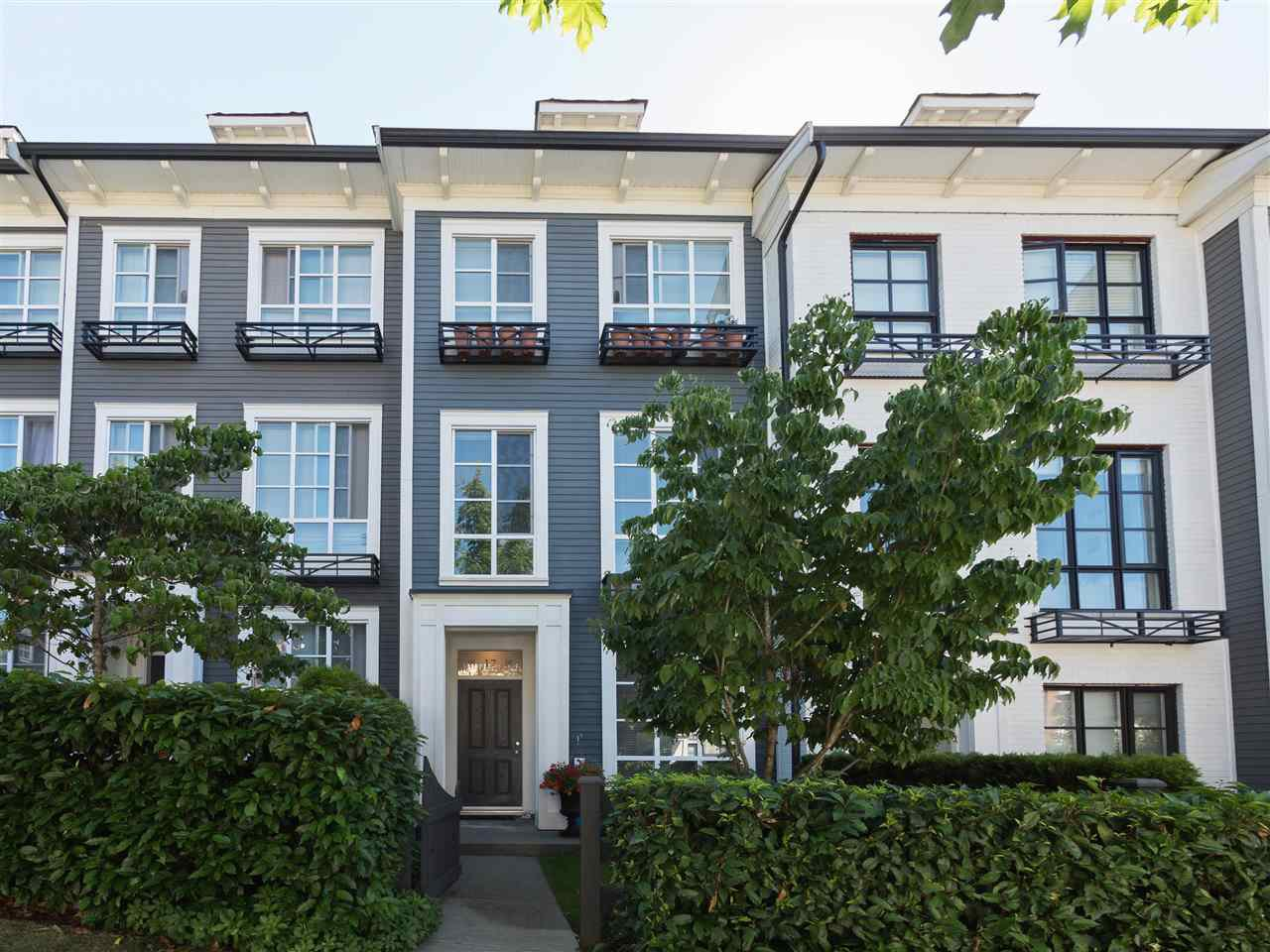 """Main Photo: 17 1245 HOLTBY Street in Coquitlam: Burke Mountain Townhouse for sale in """"TATTON EAST"""" : MLS®# R2193207"""