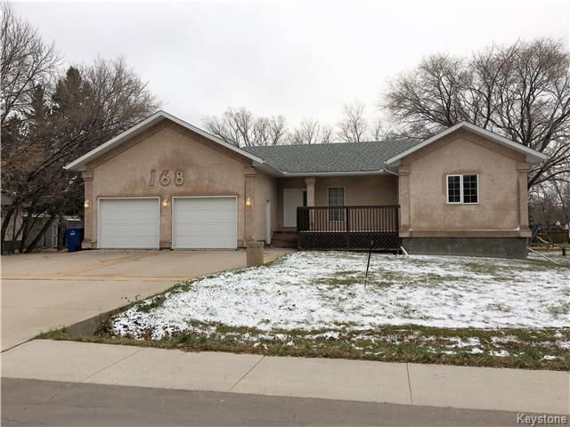 Main Photo: 168 3rd Street South in Niverville: R07 Residential for sale : MLS®# 1728433