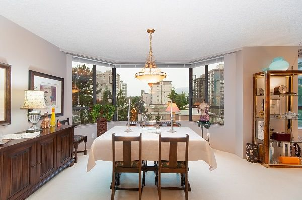 "Photo 6: Photos: 603 1860 ROBSON Street in Vancouver: West End VW Condo for sale in ""Stanley Park Place"" (Vancouver West)  : MLS®# R2233755"