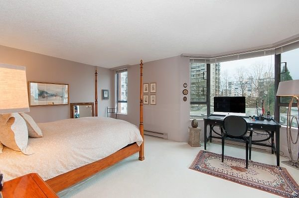 "Photo 10: Photos: 603 1860 ROBSON Street in Vancouver: West End VW Condo for sale in ""Stanley Park Place"" (Vancouver West)  : MLS®# R2233755"