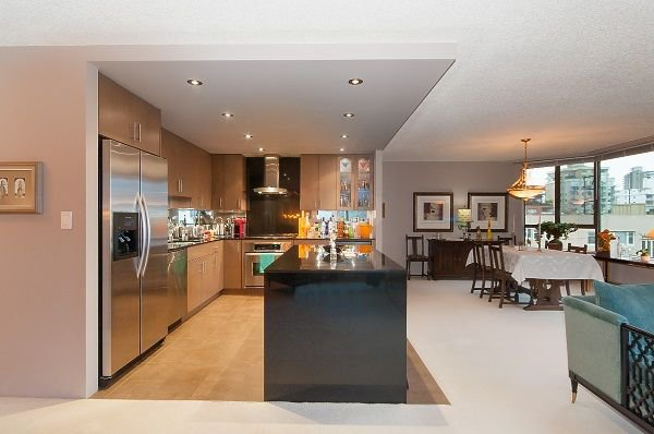 "Photo 8: Photos: 603 1860 ROBSON Street in Vancouver: West End VW Condo for sale in ""Stanley Park Place"" (Vancouver West)  : MLS®# R2233755"