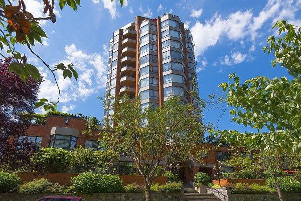 "Photo 1: Photos: 603 1860 ROBSON Street in Vancouver: West End VW Condo for sale in ""Stanley Park Place"" (Vancouver West)  : MLS®# R2233755"