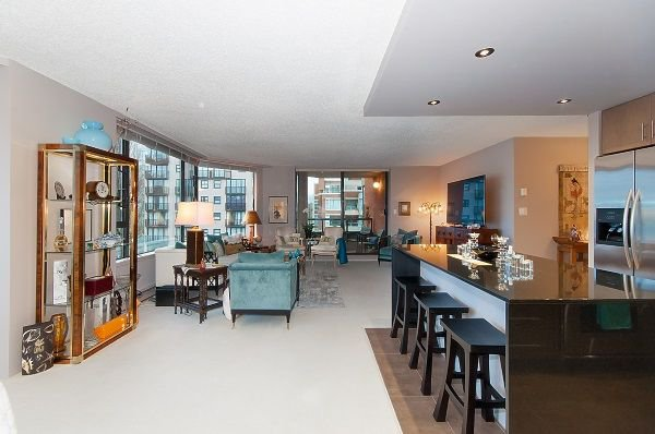 "Photo 7: Photos: 603 1860 ROBSON Street in Vancouver: West End VW Condo for sale in ""Stanley Park Place"" (Vancouver West)  : MLS®# R2233755"