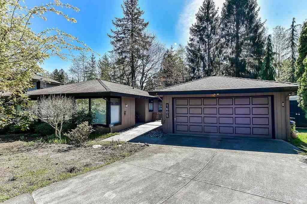 "Main Photo: 1605 133A Street in Surrey: Crescent Bch Ocean Pk. House for sale in ""Amble Green"" (South Surrey White Rock)  : MLS®# R2259549"