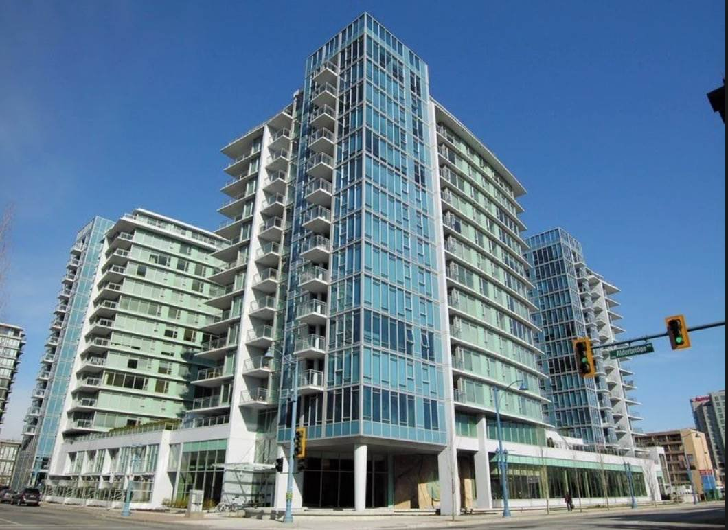 Main Photo: 1107 7371 WESTMINSTER Highway in Richmond: Brighouse Condo for sale : MLS®# R2275049