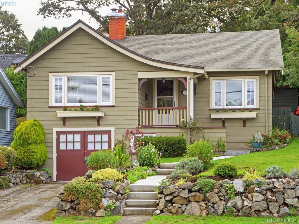 Main Photo: 1571 Monterey Avenue in VICTORIA: OB North Oak Bay Single Family Detached for sale (Oak Bay)  : MLS®# 400034