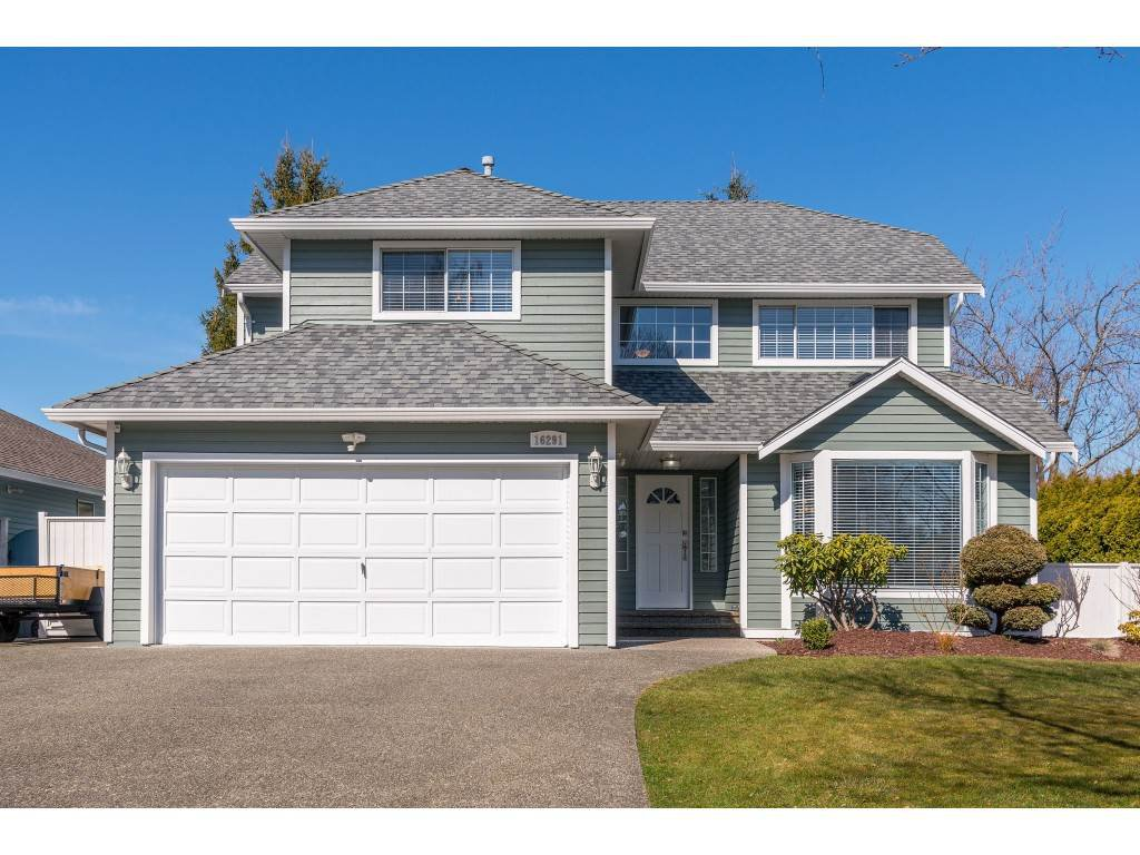 """Main Photo: 16291 11A Avenue in Surrey: King George Corridor House for sale in """"McNally Creek"""" (South Surrey White Rock)  : MLS®# R2350449"""