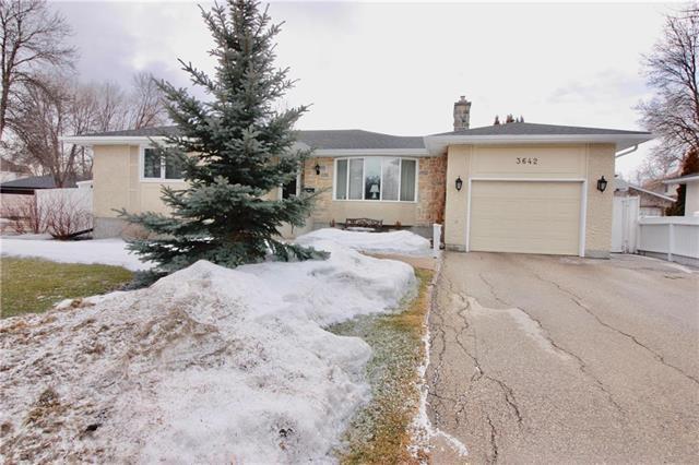 Main Photo: 3642 Eldridge Avenue in Winnipeg: Charleswood Residential for sale (1G)  : MLS®# 1907435