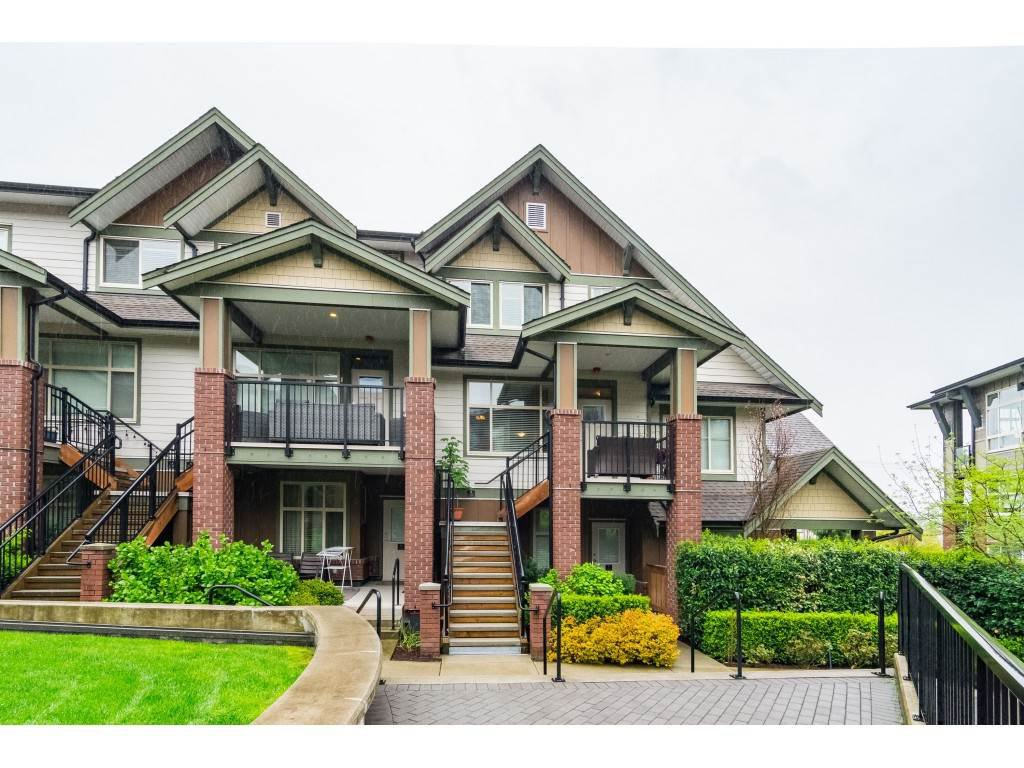 "Main Photo: 211 6655 192 Street in Surrey: Clayton Townhouse for sale in ""One92 (Town Homes)"" (Cloverdale)  : MLS®# R2360476"