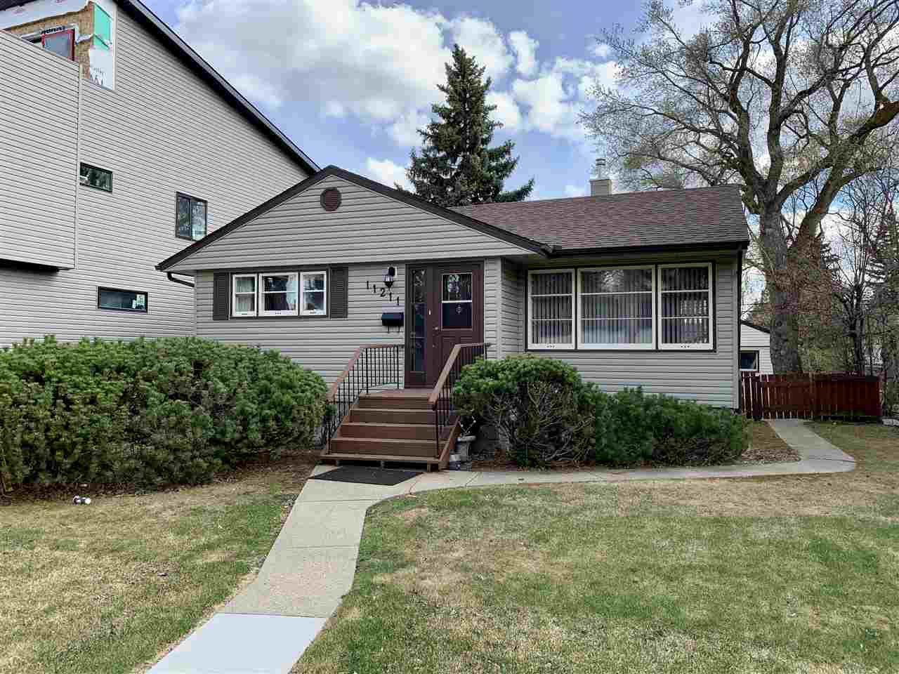 Main Photo: 11211 75 Avenue in Edmonton: Zone 15 House for sale : MLS®# E4192495