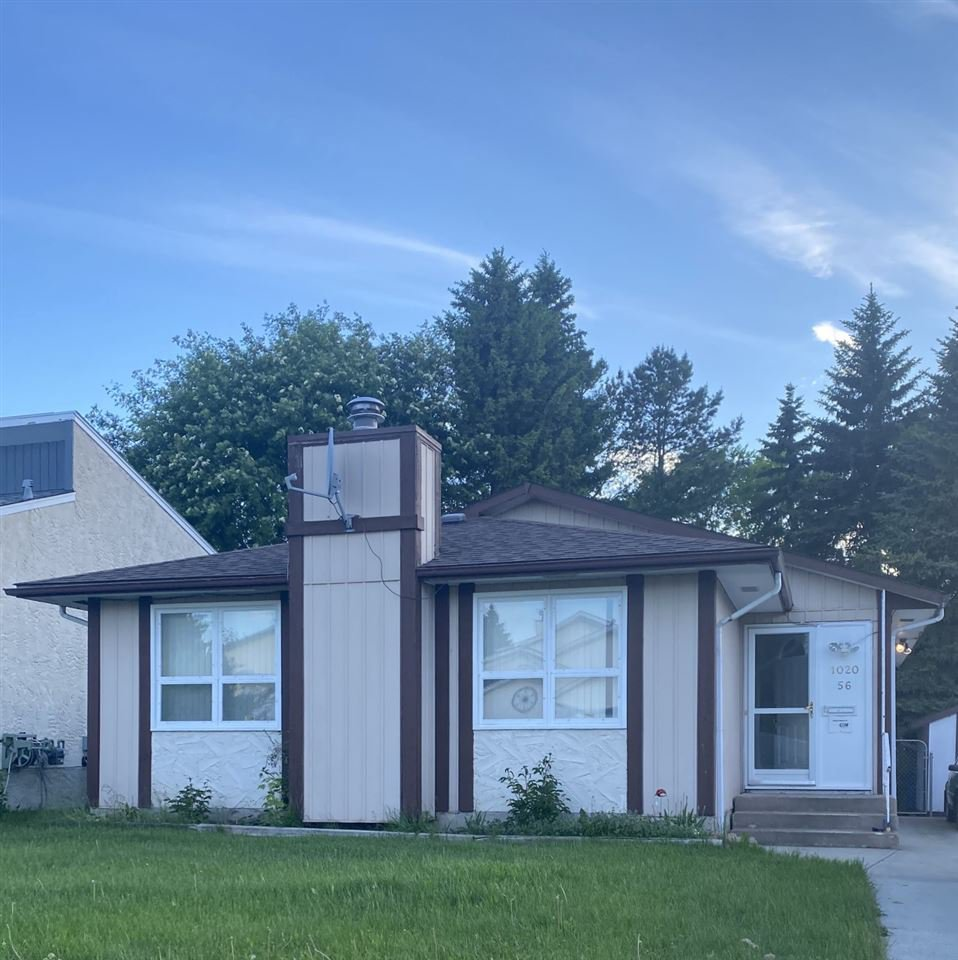 Main Photo: 1020 56 Street in Edmonton: Zone 29 House for sale : MLS®# E4200712