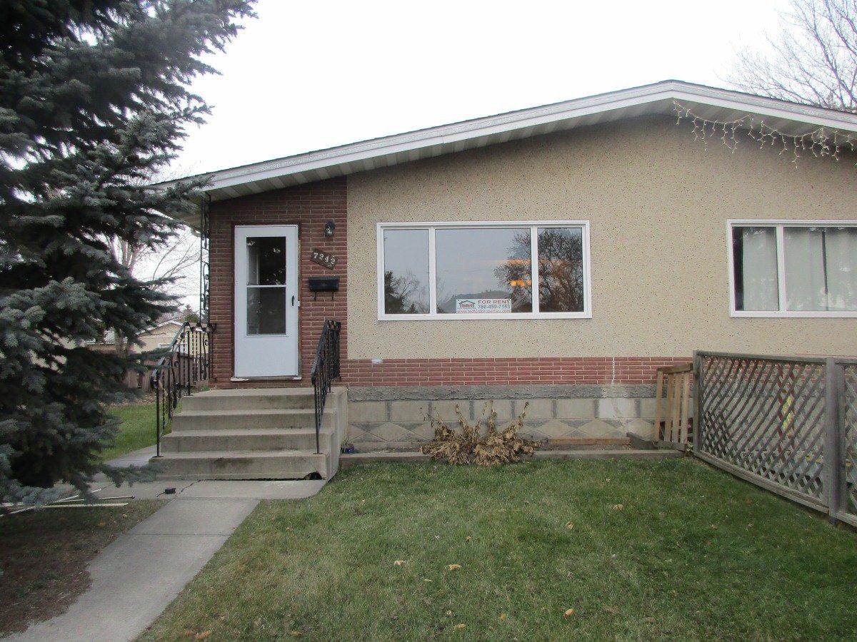 Main Photo: 7242 83 Avenue in Edmonton: House Duplex for rent