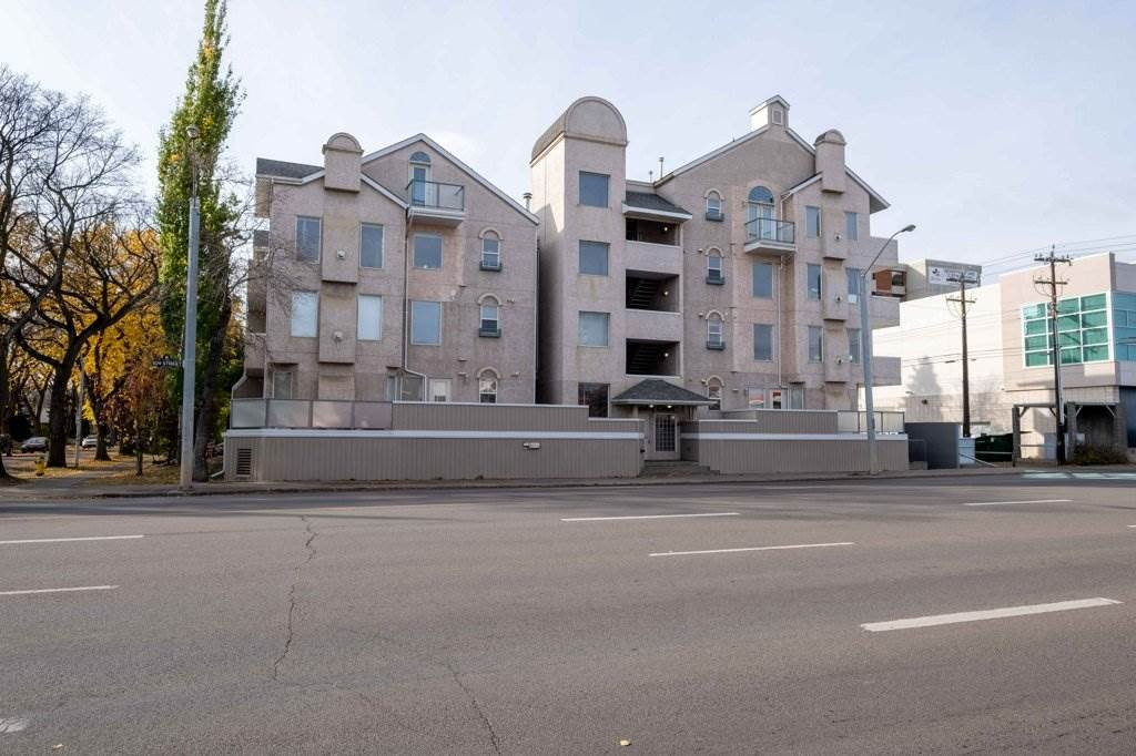Main Photo: 103 8108 109 Street in Edmonton: Zone 15 Condo for sale : MLS®# E4217882