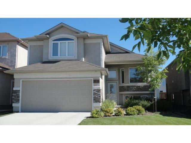 Main Photo: 55 DALLNER Bay in WINNIPEG: Windsor Park / Southdale / Island Lakes Residential for sale (South East Winnipeg)  : MLS®# 1118131