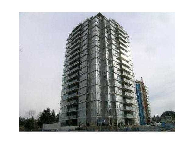 "Main Photo: 1907 555 DELESTRE Avenue in Coquitlam: Coquitlam West Condo for sale in ""Cora Towers"" : MLS®# V923426"
