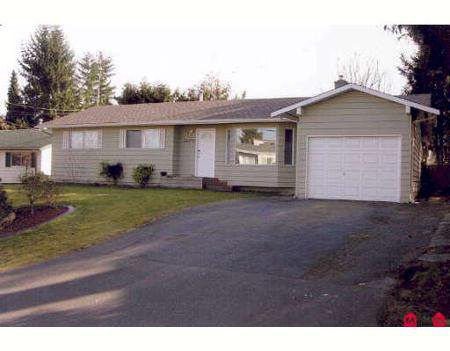 Main Photo: 26776 - 30A AVENUE, ALDERGROVE (LANGLEY), B.C. in Langley: House for sale (Canada)  : MLS®# F2800674