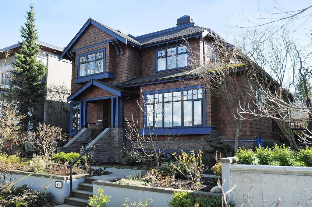 Main Photo: 4622 West 5th Avenue in Vanouver: Point Grey House for sale (Vancouver West)  : MLS®# V939573