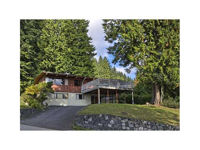 Main Photo: 4515 MOUNTAIN Highway in North Vancouver: Lynn Valley House for sale : MLS®# V1030130
