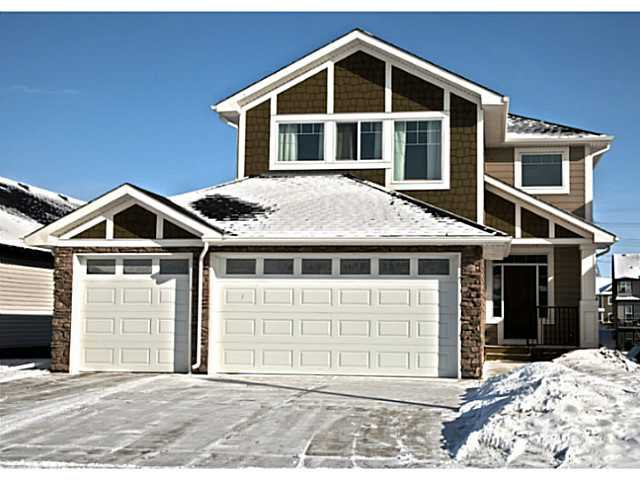 Main Photo: 177 Magenta Crescent: Chestermere Residential Detached Single Family for sale : MLS®# C3601686