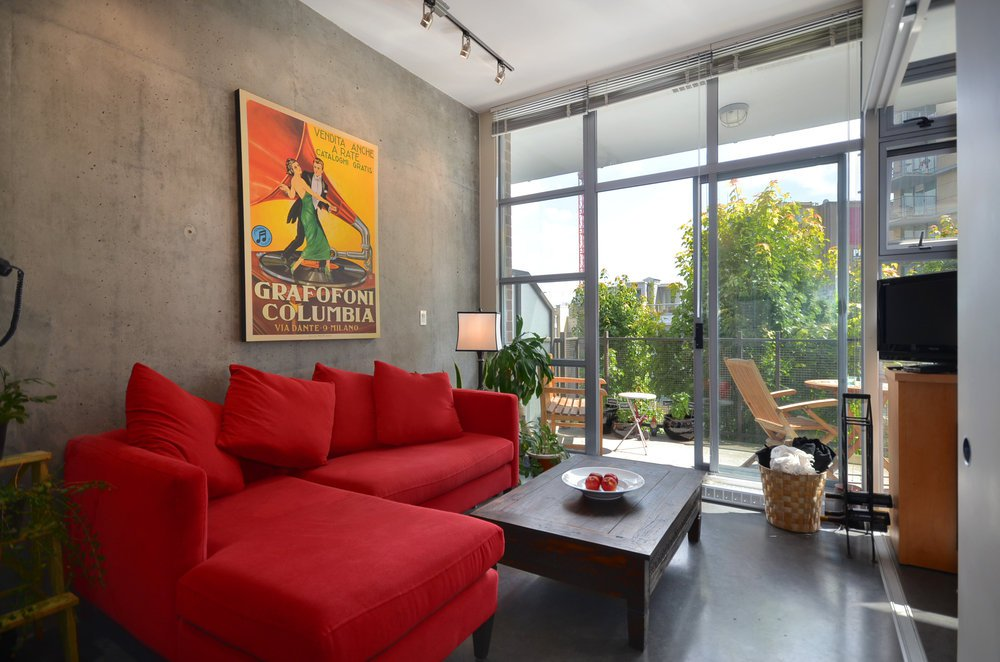 Main Photo: 307 2635 Prince Edward in Soma Lofts: Main Home for sale ()  : MLS®# V900731