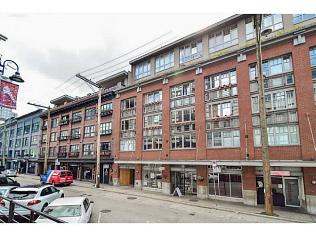 "Main Photo: 304 1072 HAMILTON Street in Vancouver: Yaletown Condo for sale in ""CRANDALL BUILDING"" (Vancouver West)  : MLS®# V1064027"