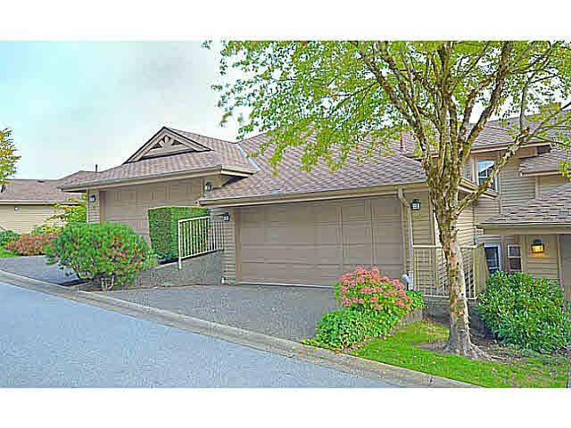 """Main Photo: 78 2979 PANORAMA Drive in Coquitlam: Westwood Plateau Townhouse for sale in """"DEERCREST"""" : MLS®# V1095821"""