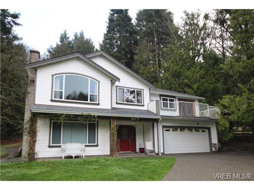 Main Photo: 380 Wray Avenue in VICTORIA: SW West Saanich Single Family Detached for sale (Saanich West)  : MLS®# 345994