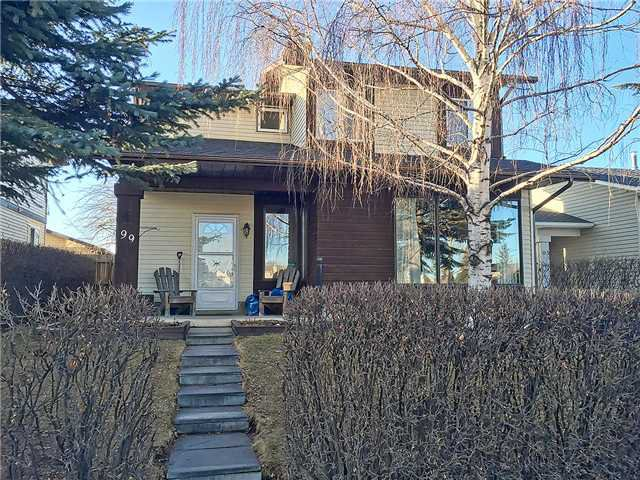 Main Photo: 99 SUMMERWOOD Road SE: Airdrie Residential Detached Single Family for sale : MLS®# C3651667