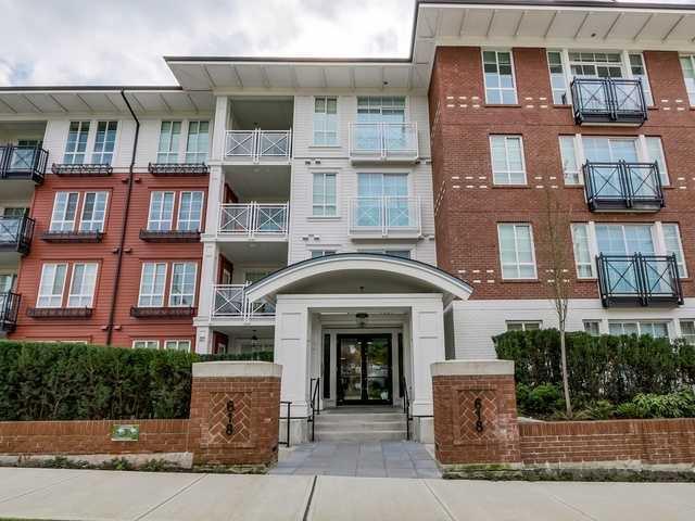 "Main Photo: 113 618 COMO LAKE Avenue in Coquitlam: Coquitlam West Condo for sale in ""EMERSON"" : MLS®# V1113148"