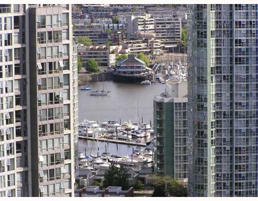 Main Photo: 2407 909 MAINLAND Street in Vancouver: Downtown Home for sale ()  : MLS®# V785598