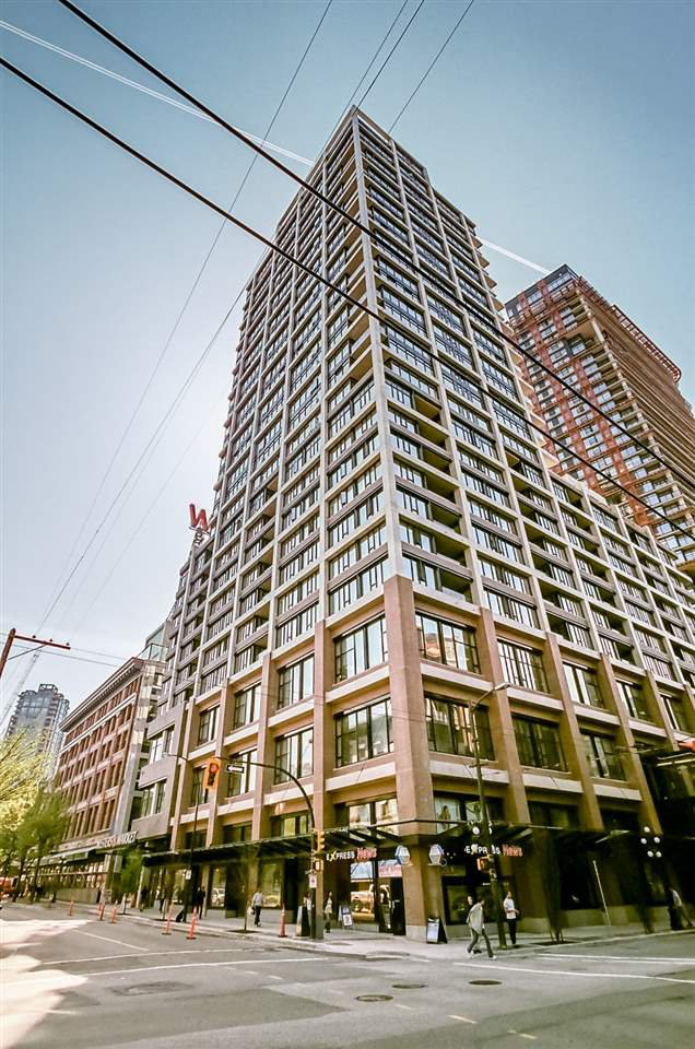 "Main Photo: 2706 108 W CORDOVA Street in Vancouver: Downtown VW Condo for sale in ""WOODWARDS (W32)"" (Vancouver West)  : MLS®# V1143660"
