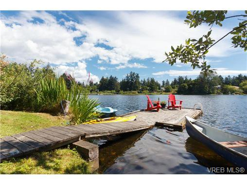 Main Photo: 3131 Glen Lake Rd in VICTORIA: La Glen Lake Single Family Detached for sale (Langford)  : MLS®# 737487