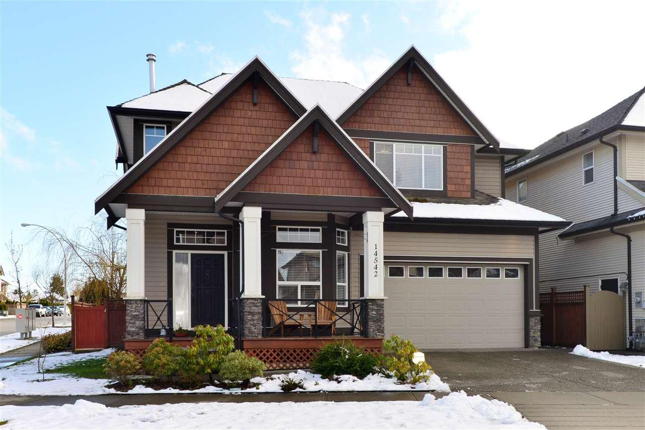 "Main Photo: 14542 59B Avenue in Surrey: Sullivan Station House for sale in ""Sullivan Heights"" : MLS®# R2144735"
